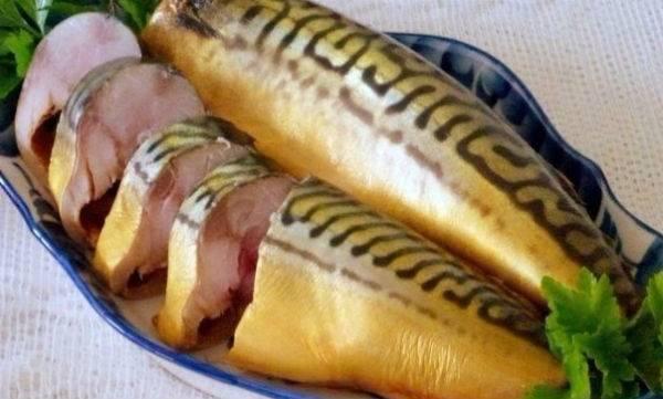 Маринад для скумбрии - рецепты в домашних условиях для копчения, засолки и запекания в духовке и на мангале