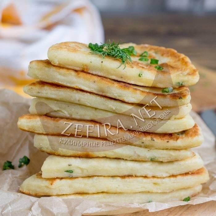 Лепешки из картошки: пошаговые рецепты с фото для легкого приготовления
