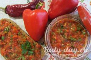 Аджика: 10 редких рецептов на зиму