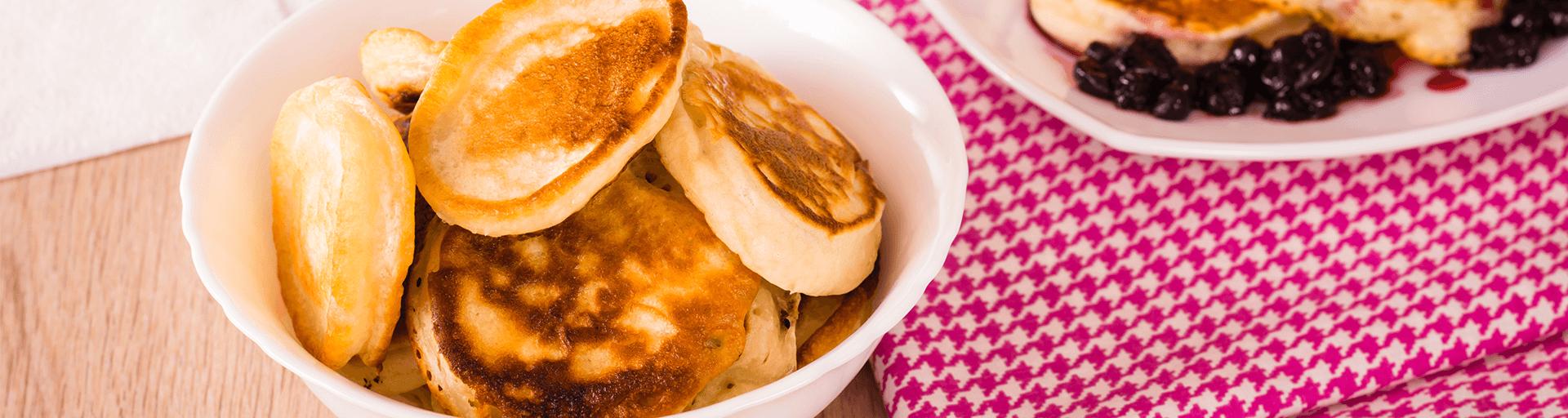 Пышные оладьи без яиц и соды на простокваше, дрожжевые оладьи без яиц - рецепты