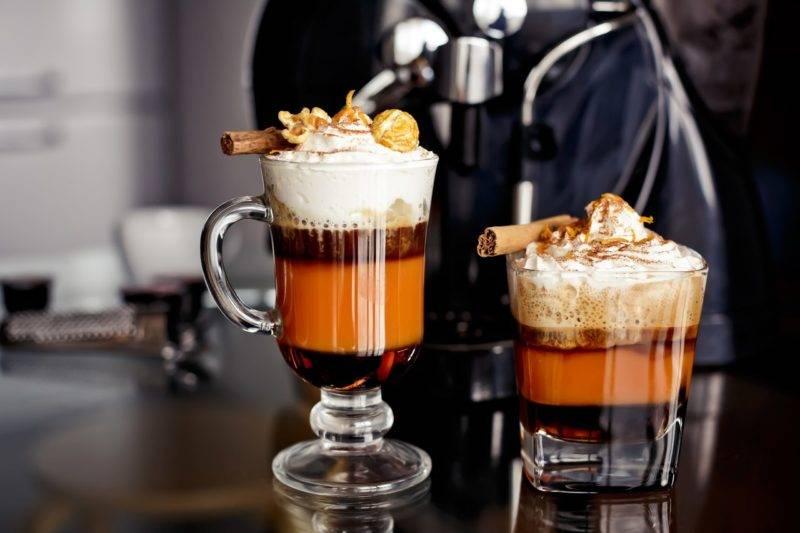 Айриш кофе или кофе по ирландски