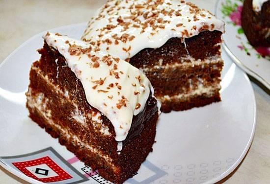 """Выпросила рецепт у кондитера необычного торта """"негр в пене"""": нежный десерт"""