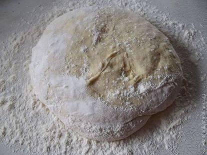 Хлеб белый с манкой