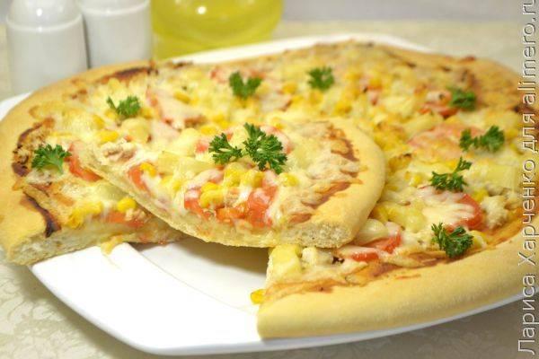 Изумительно вкусная пицца - секреты приготовления идеального теста для основы