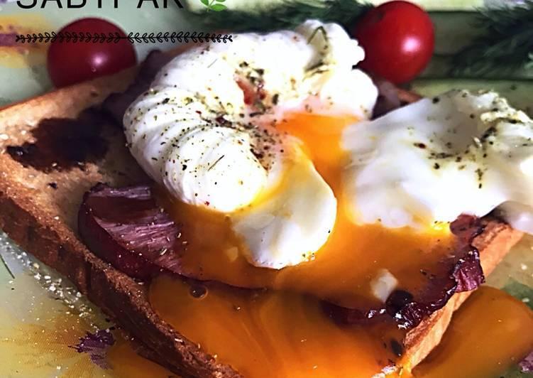 Как приготовить яйцо-пашот: 3 способа (с фото)