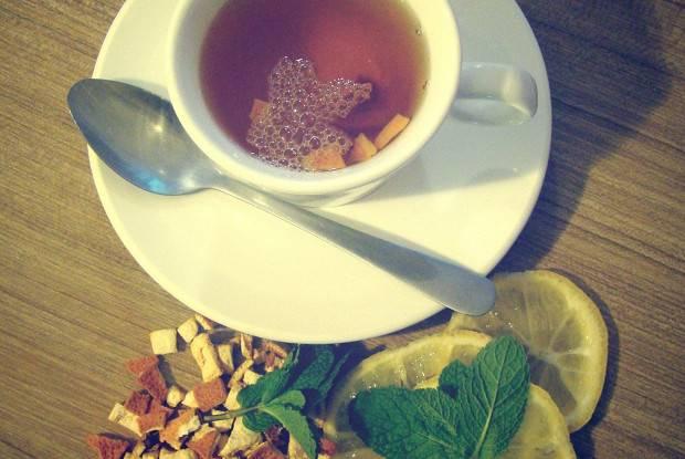 Апельсиновый чай — ароматный полезный напиток польза и вред
