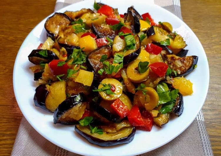 Салат «еврейский»: вкусная и сытная закуска за 15минут