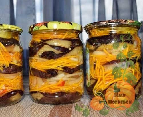 Жареные баклажаны с чесноком на зиму - самые вкусные, оригинальные и новые рецепты
