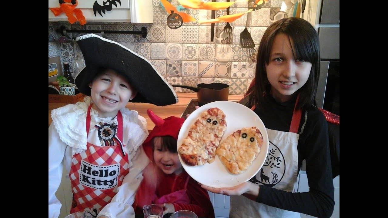 Пицца тыква на хэллоуин - рецепт с фотографиями - patee. рецепты