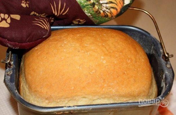 Пшенично-кукурузный хлеб в хлебопечке - 5 пошаговых фото в рецепте