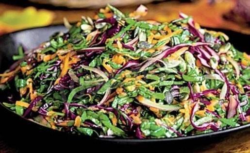 Блюда из красной капусты, что приготовить?