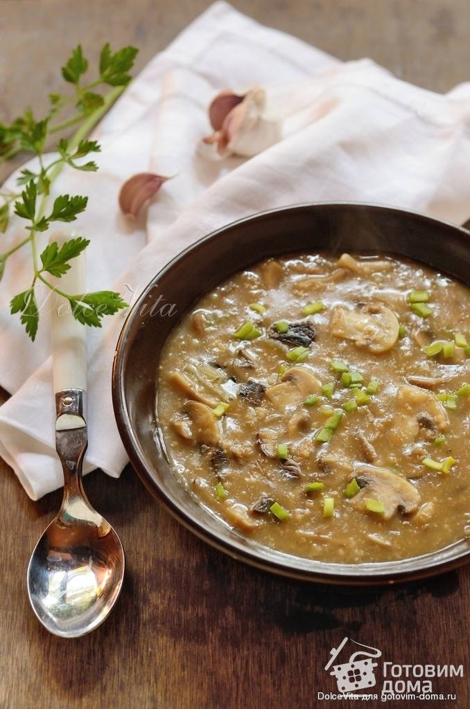 Чесночный суп— 9 лучших рецептов для укрепления иммунитета