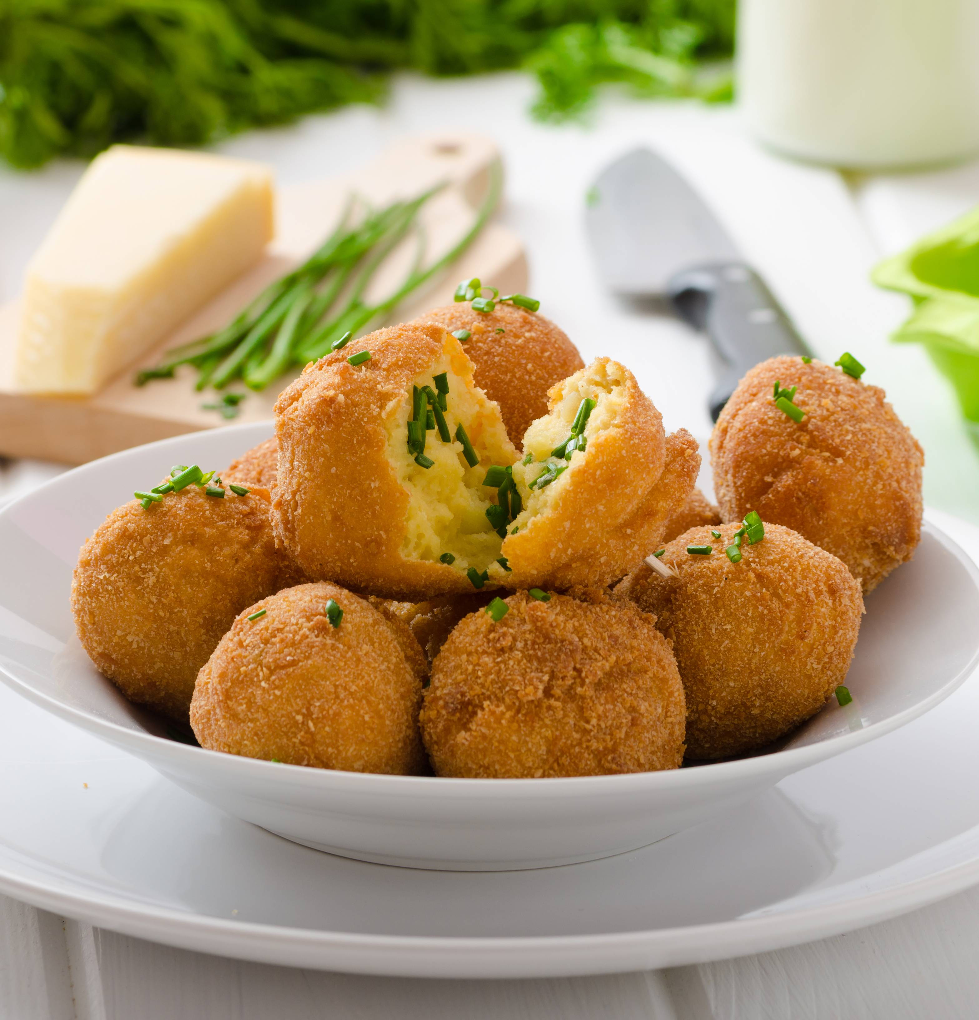Творожные шарики с зеленью... - запись пользователя ольга (archolga) в сообществе кулинарное сообщество в категории диетические блюда - babyblog.ru