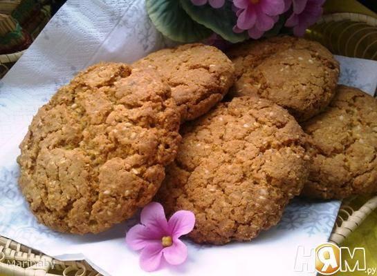 Кунжутное печенье: 10 рецептов к чаю