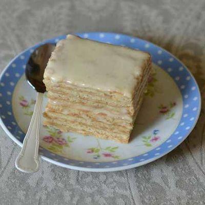 Торт из печенья без выпечки — сочувствие