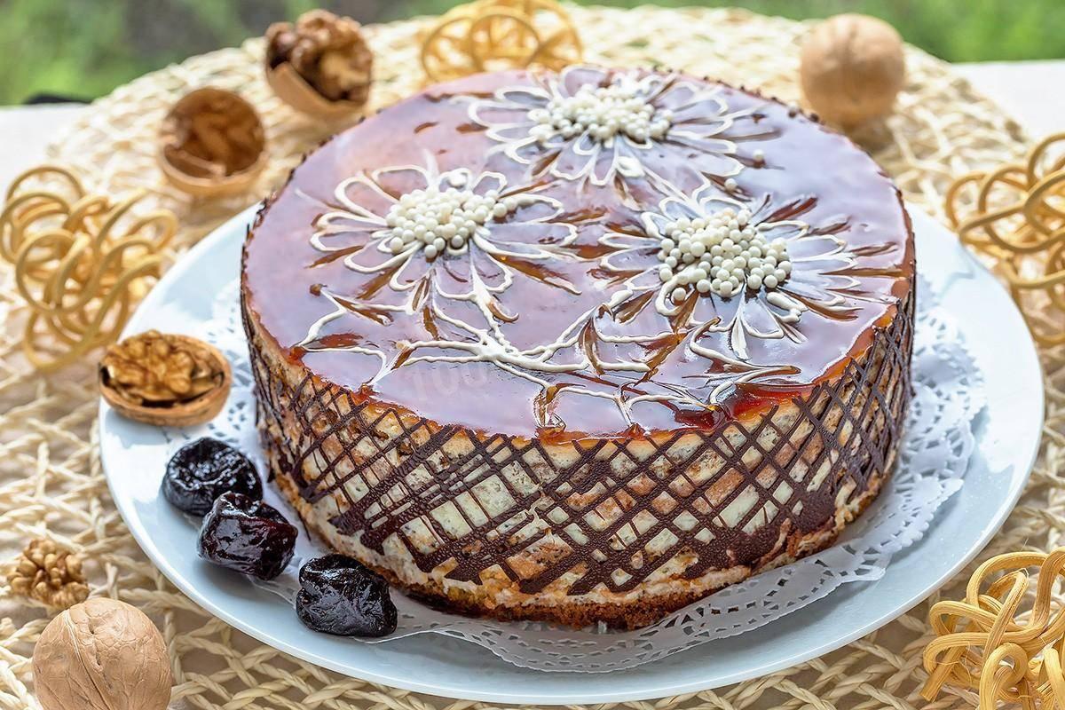 Еврейский пирог-запеканка