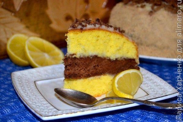Пошаговый рецепт лимонного крема (лимонного курда) для торта с фото