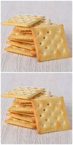 Крекеры с сыром в домашних условиях: рецепты