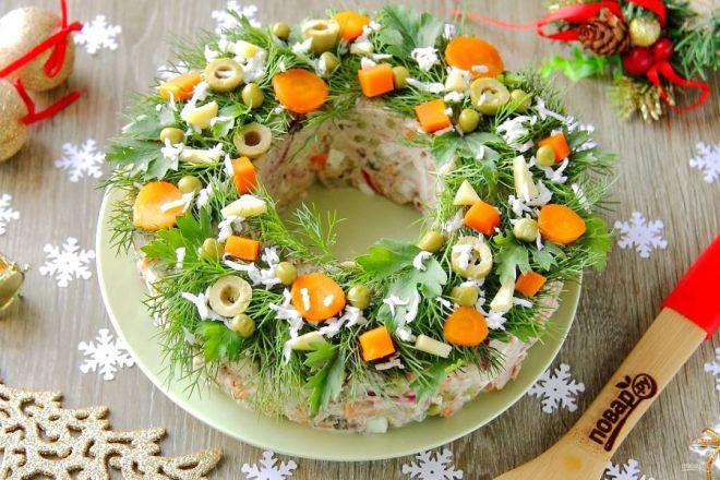 Фокачча с сыром и оливками