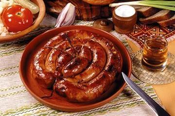 Колбаса из говяжьей печени - 15 пошаговых фото в рецепте