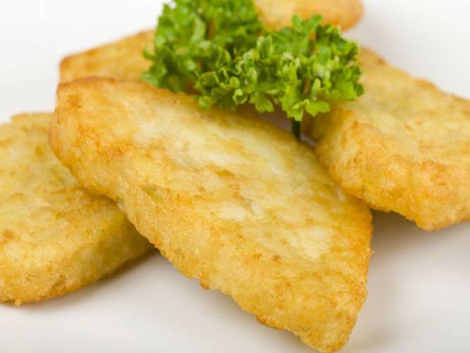 Рецепт картофельников из пюре