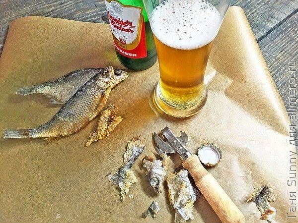 Как засушить рыбу (или Танцы с воблой)