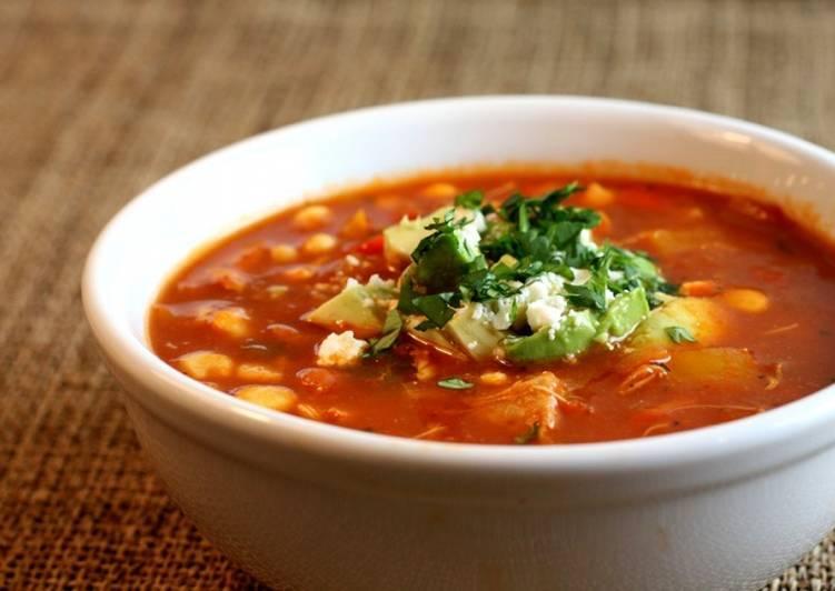 Суп с килькой ️