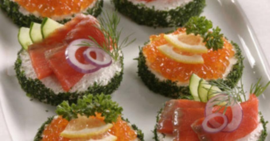 Салат с копченой рыбой - восхитительные закуски на любой вкус!