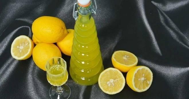 Как правильно пить лимончелло