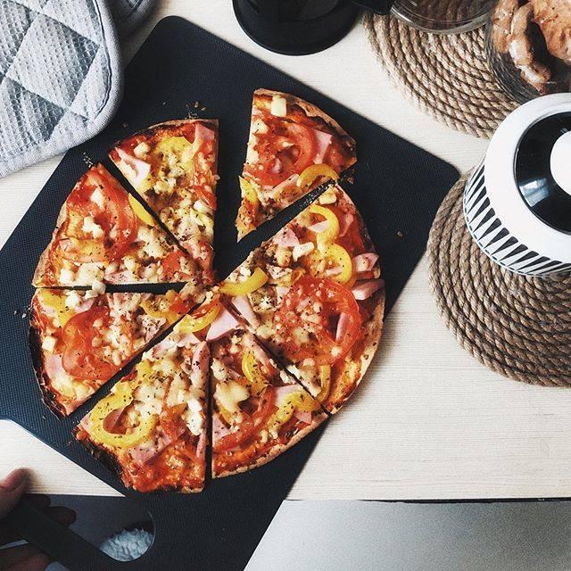 Пицца ...что делаю не так?