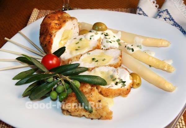 Фаршированная куриная грудка— мои излюбленные рецепты