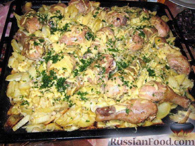 Картошка в микроволновке - самые вкусные, быстрые и оригинальные рецепты сытных блюд