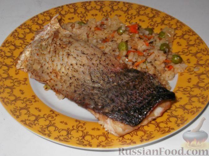 Толстолобик в духовке в фольге. пошаговый рецепт с фото • кушать нет