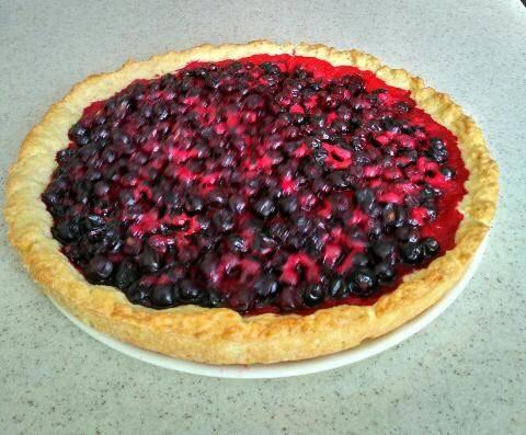Пирог с черной смородиной: 6 лучших рецептов |
