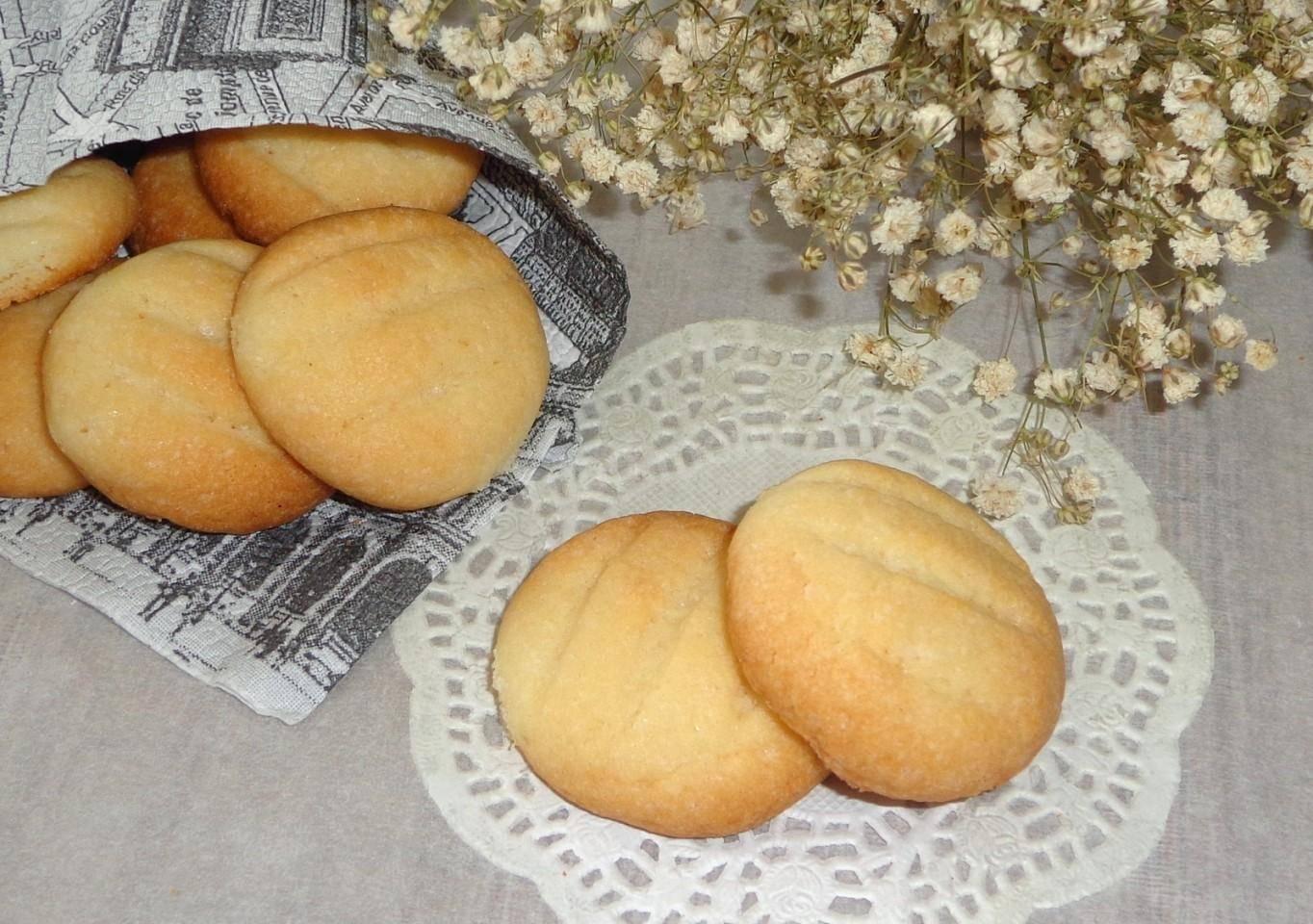 Сметанное печенье без яиц рецепт с фото, как приготовить на webspoon.ru
