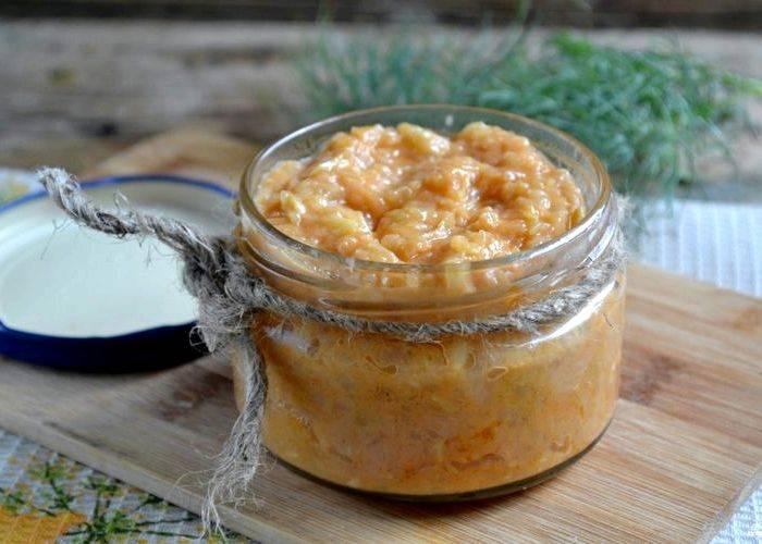 Как вкусно приготовить кабачковую икру с томатной пастой