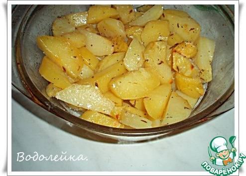 Как просто и быстро запечь картофель в микроволновке  - статьи на повар.ру