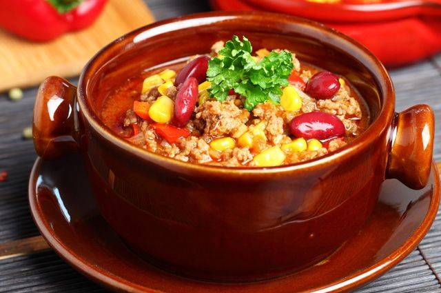 Чили кон карне (chili con carne) - кулинарный рецепт. миллион меню