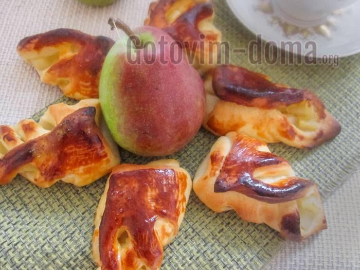Булочки с яблоками: 10 отличных рецептов |