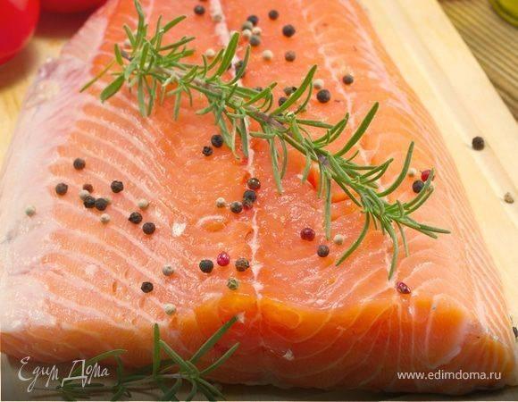 Как засолить красную рыбу в домашних условиях по пошаговому рецепту с фото