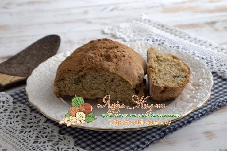 Постный цельнозерновой хлеб