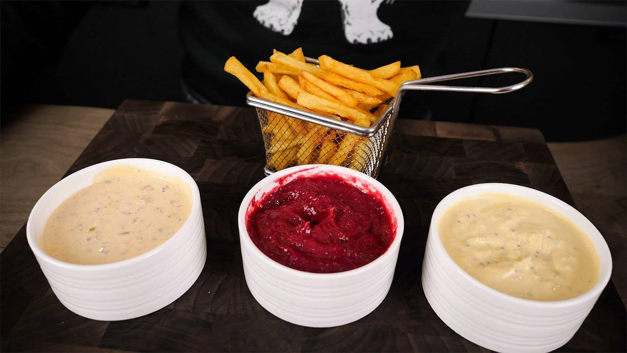 Рецепт томатного и сырный соус для картошки фри пошагово с фото или готовим дома сырный соус