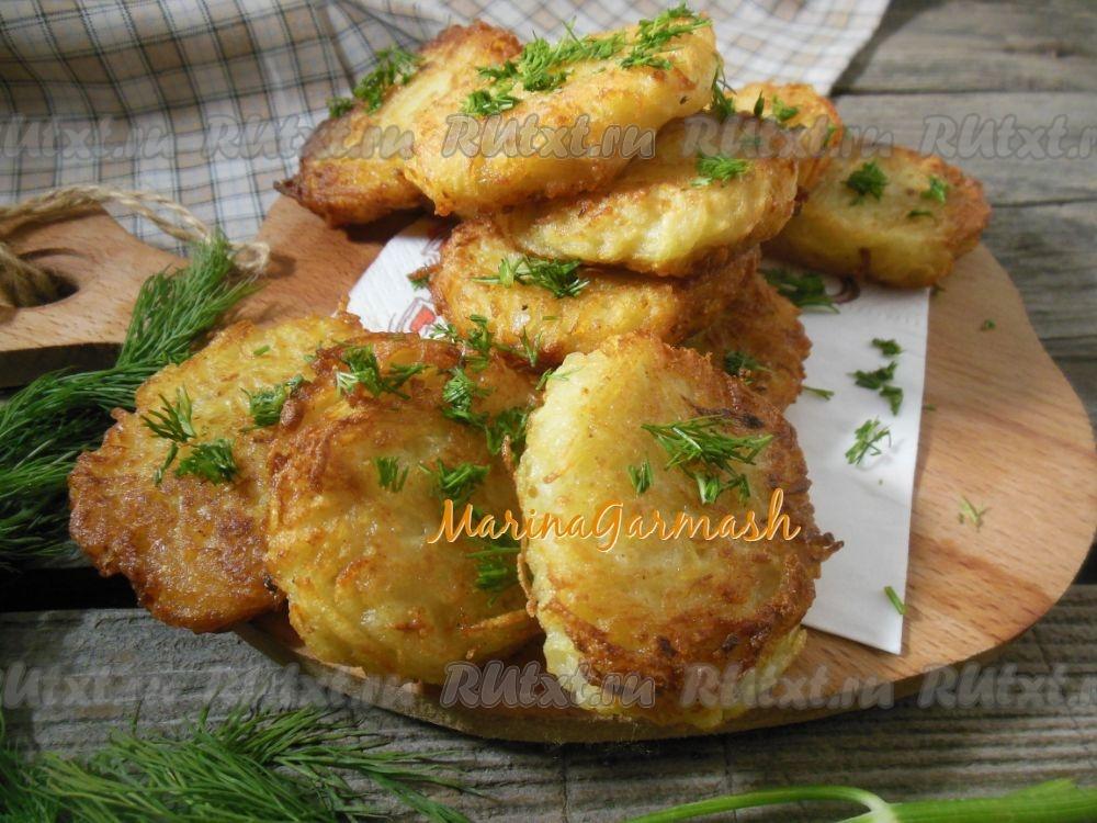 Постные картофельные драники: 3 рецепта, особенности приготовления - onwomen.ru
