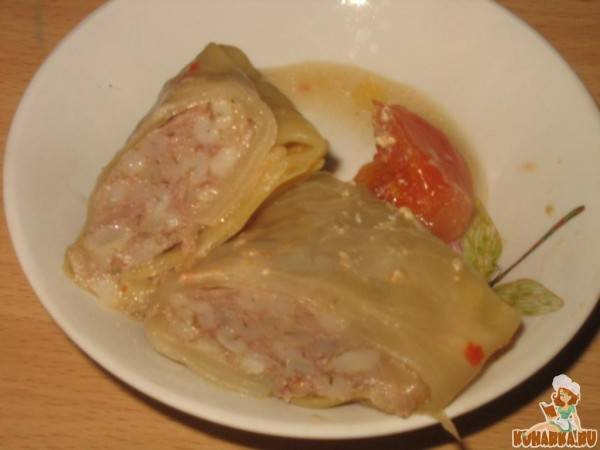 Ленивые голубцы - рецепты в духовке, на сковороде и в мультиварке, с фаршем, капустой и рисом