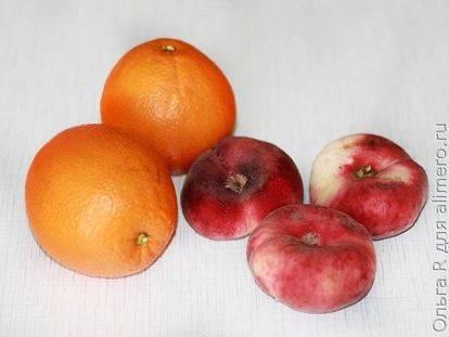 Пряный апельсиновый кекс сизюмом
