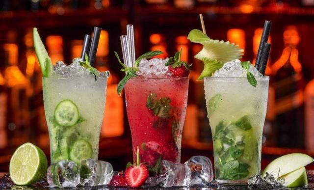 Мохито - рецепты алкогольного коктейля в домашних коктейлях с клубникой, арбузом и гранатом