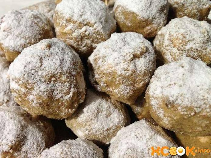 Ладду (сладости из нутовой муки) рецепт