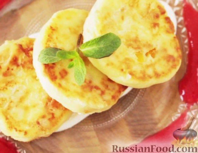 Как быстро сделать из творога пышные и вкусные сырники