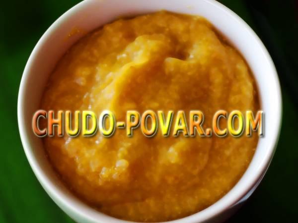 Каша из тыквы - 5 быстрых и вкусных рецептов с фото пошагово