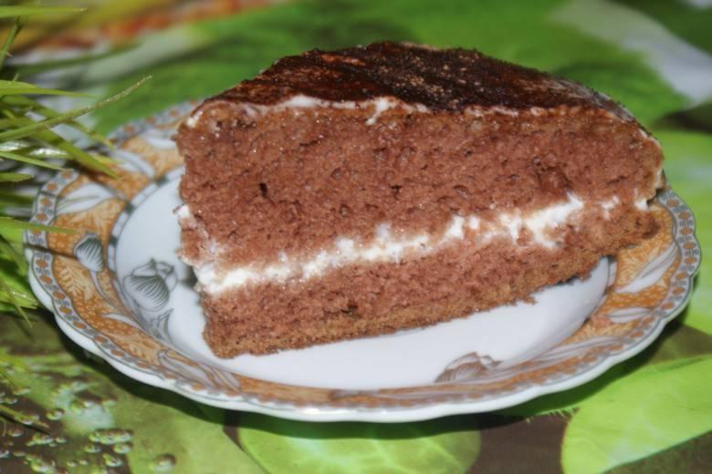 Простой и вкусный торт «майонезник»